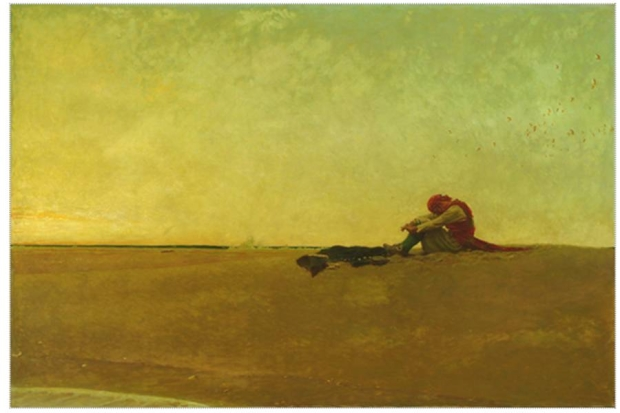 Howard Pyle Illustrations at the Delaware Art Museum