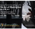 "The BCIS 2013 Member Show, ""The Art of Illustration"""