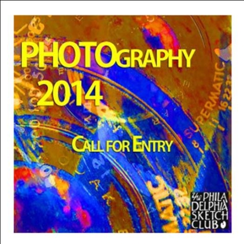 Philadelphia Sketch Club Photography Show Call for Entries