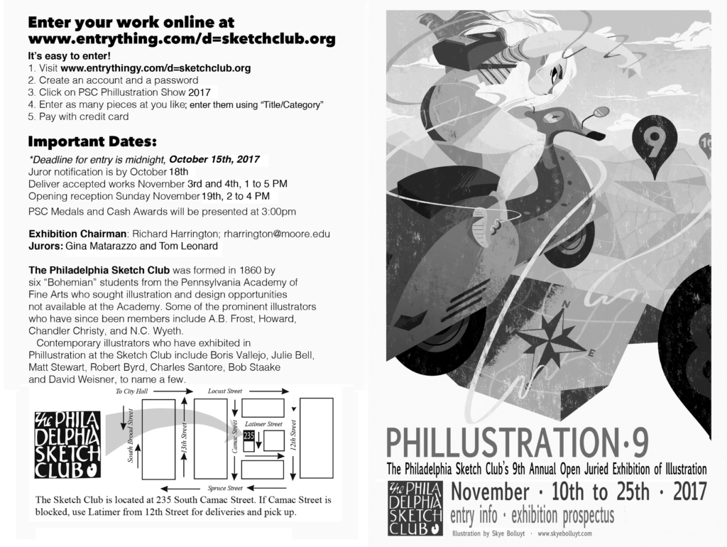 Phillustration 8 prospectus